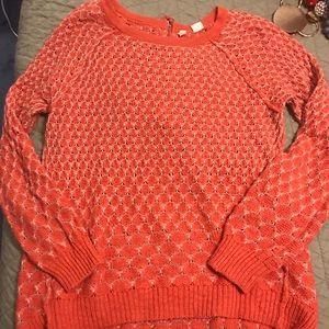 Moth dot dot pullover